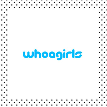Whoagirls Chat Logo